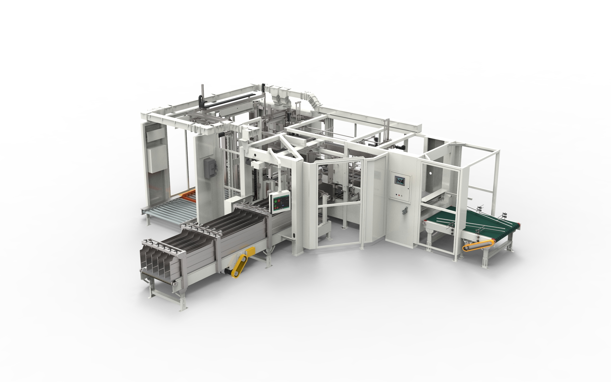 3600C Compact Case Packer - Case & Tray Packing Equipment