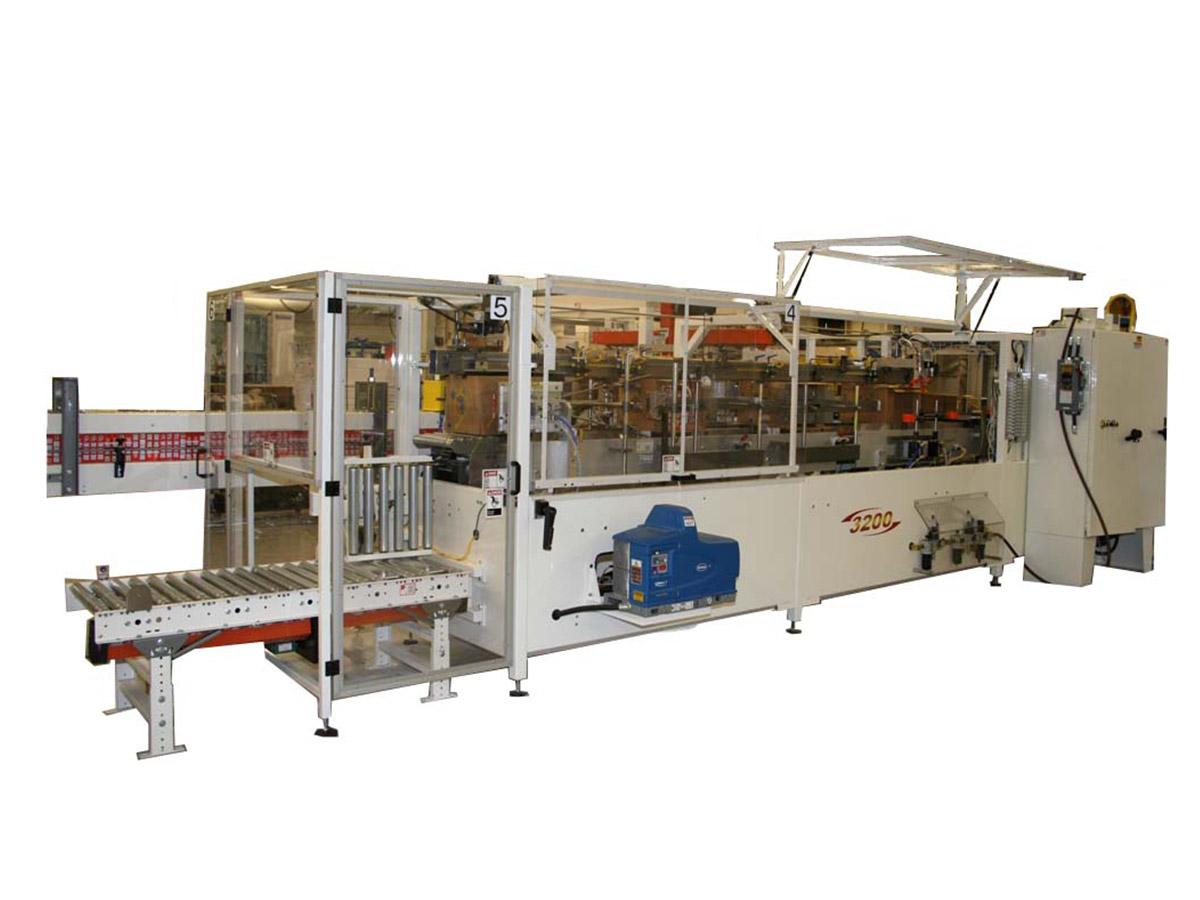 Case Erector Packer Sealer 3200 Series