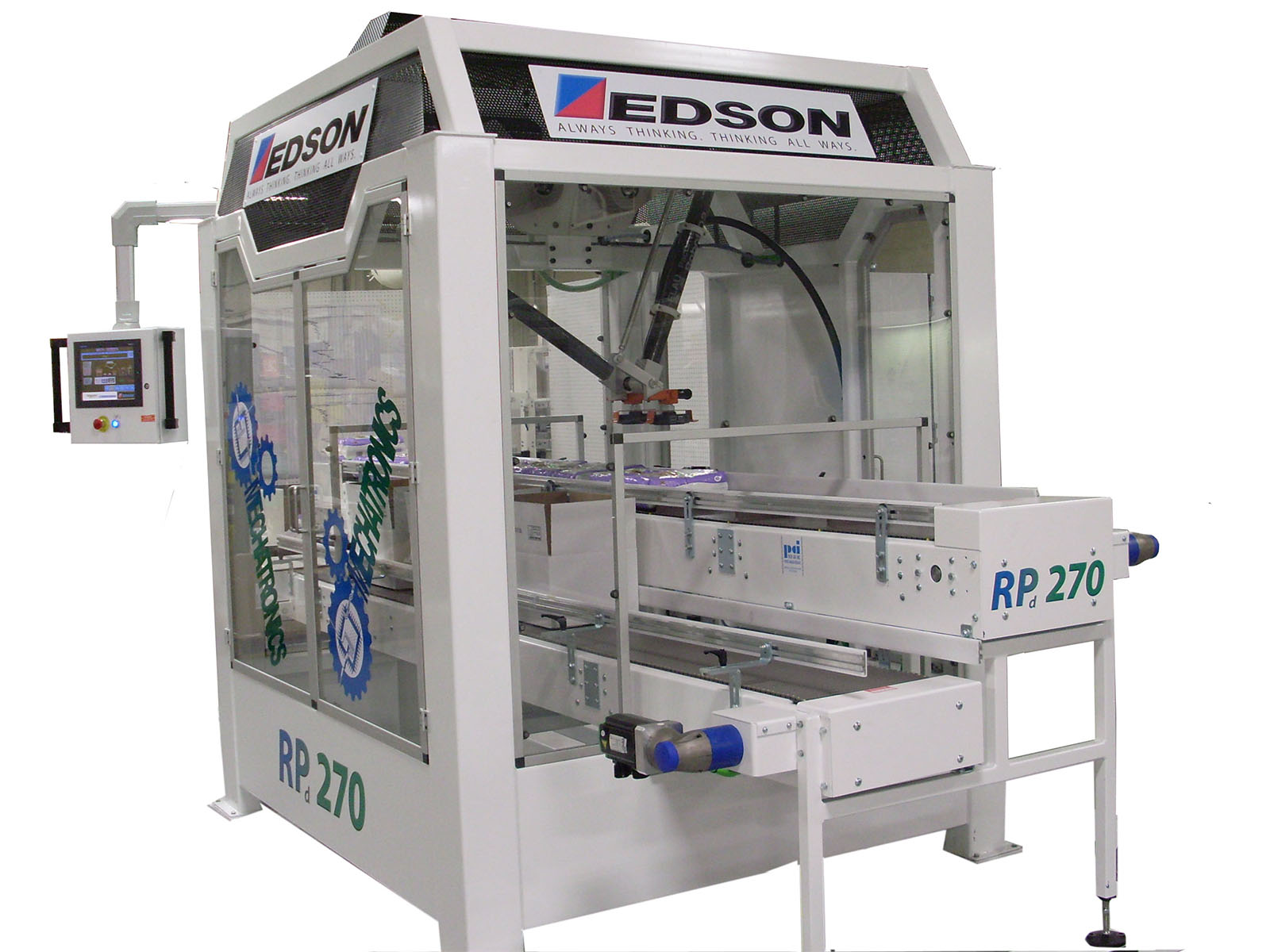 Edson Robotic Top Load Case Rpd270