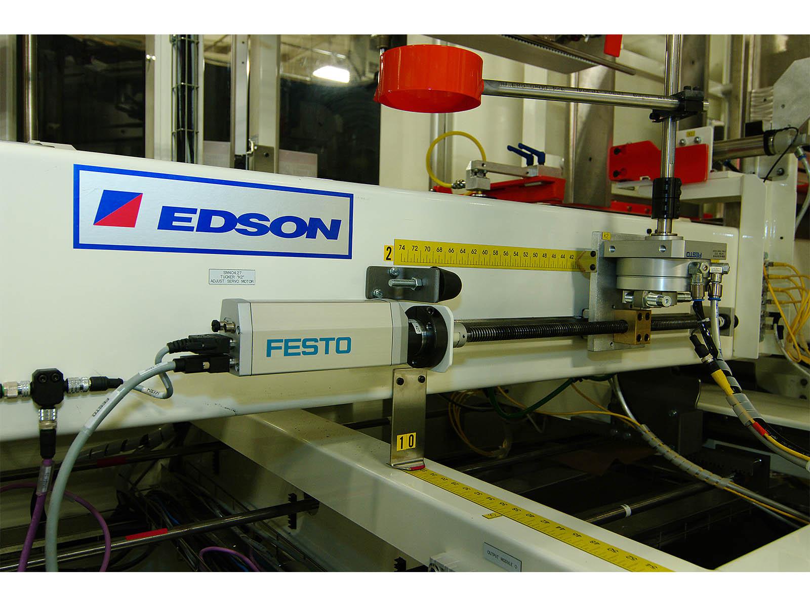Edson Servo Adjust 1
