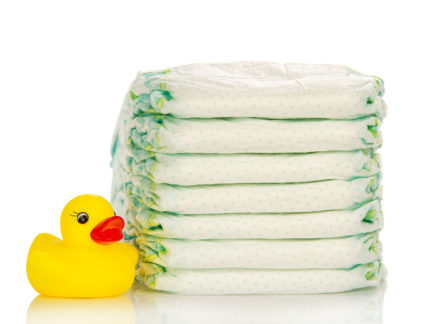 Case Packing Diapers