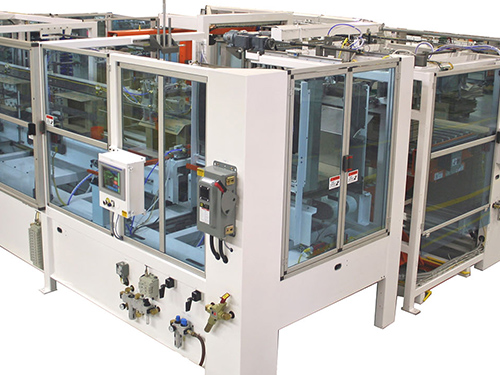 Case & Tray Packing Equipment