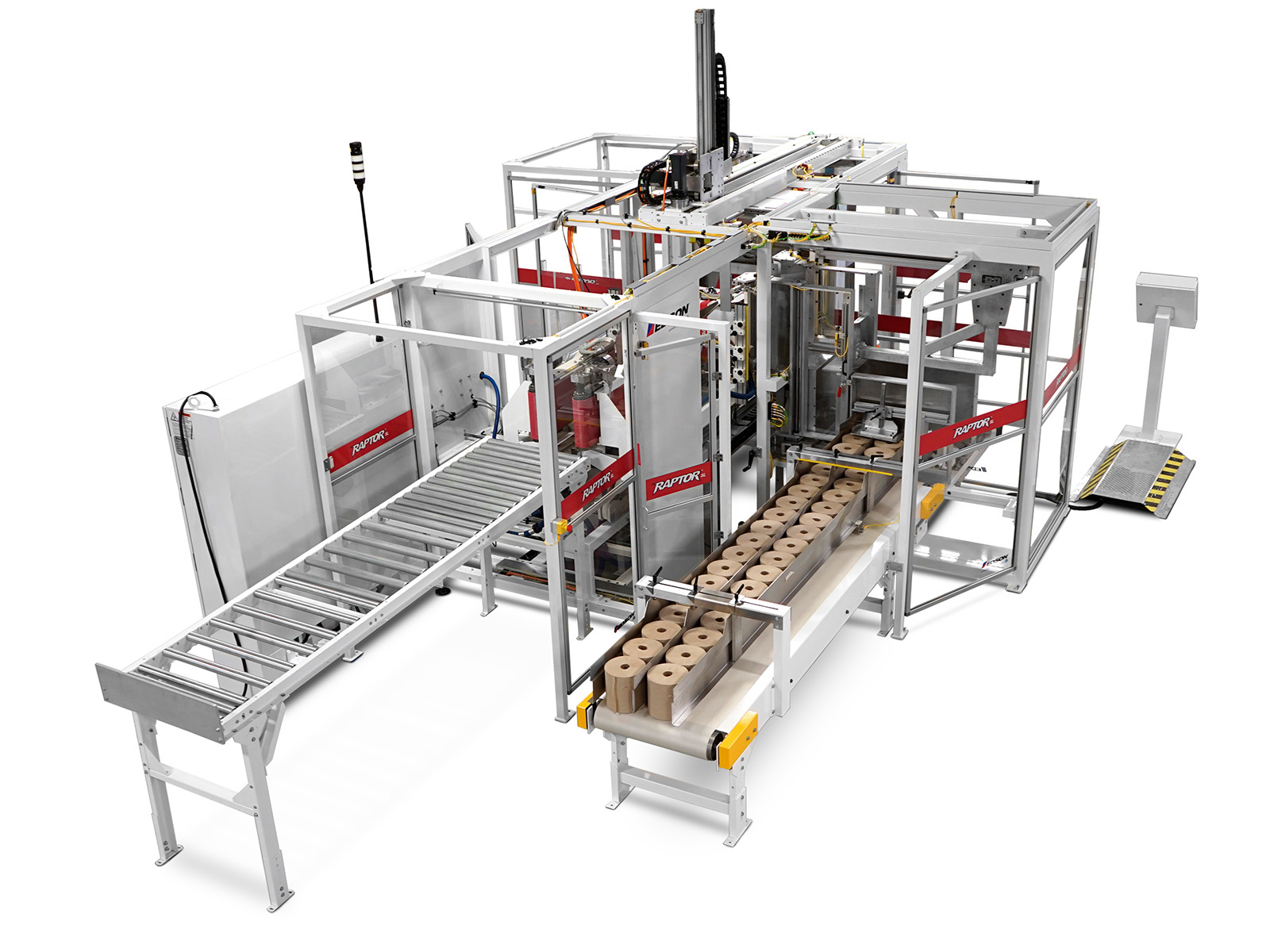 Raptor SL - Side-Load Case Packer - Case Packers - Fully Integrated ...
